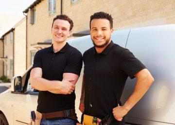 hiring tradesmen